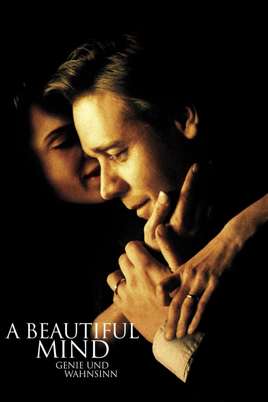 """Plakat von """"A Beautiful Mind - Genie und Wahnsinn"""""""