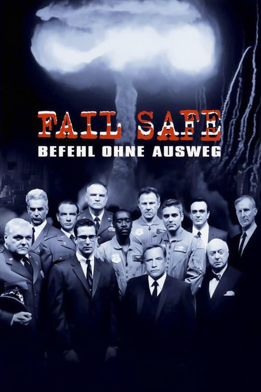 """Plakat von """"Fail Safe - Befehl ohne Ausweg"""""""