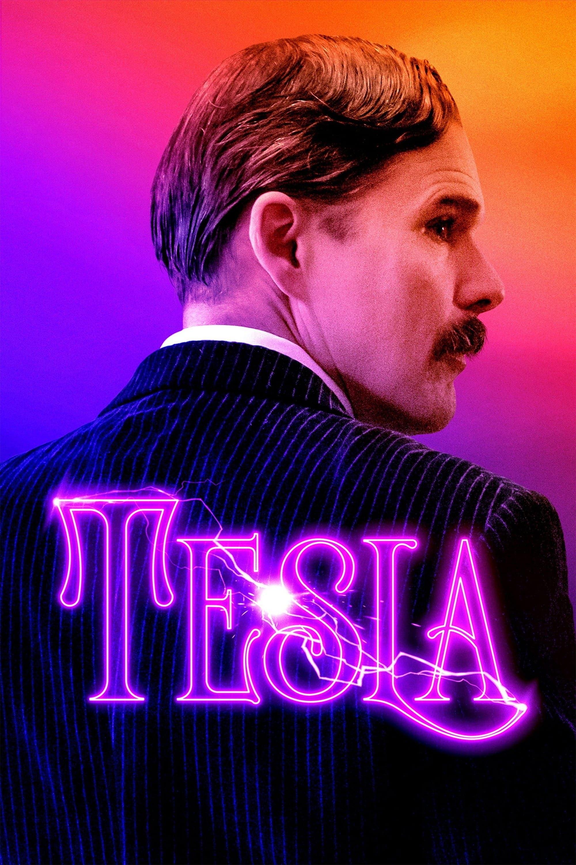 """Plakat von """"Tesla"""""""