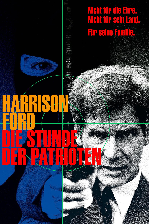 """Plakat von """"Die Stunde der Patrioten"""""""