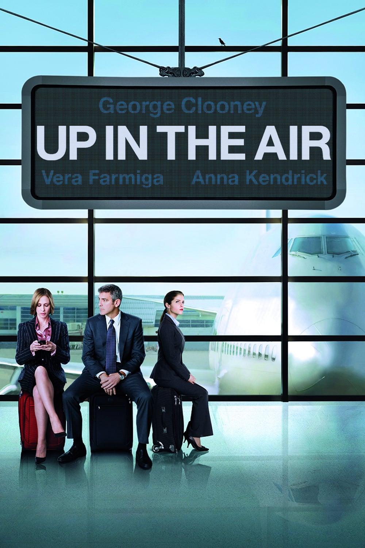 """Plakat von """"Up in the Air"""""""