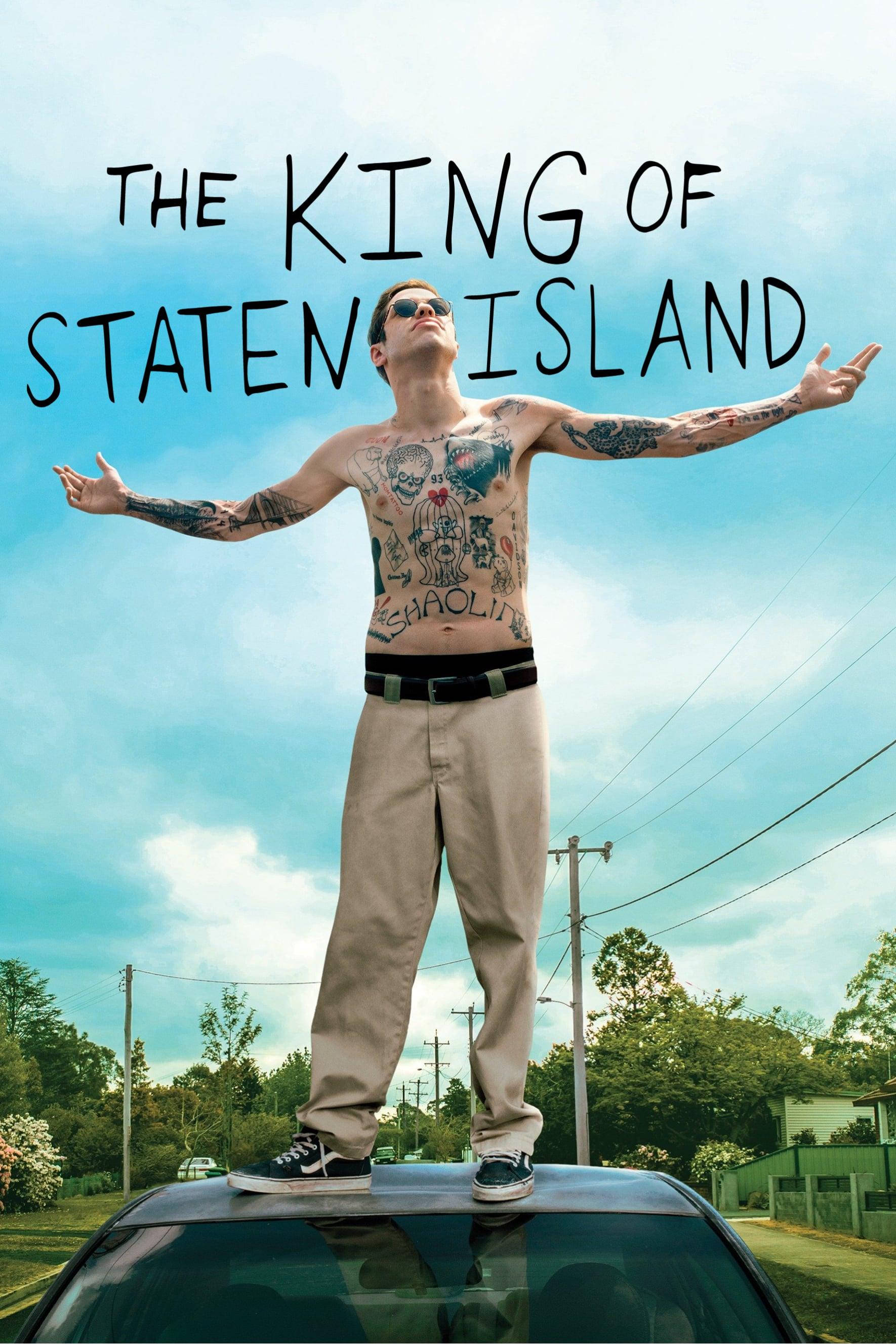 """Plakat von """"The King of Staten Island"""""""