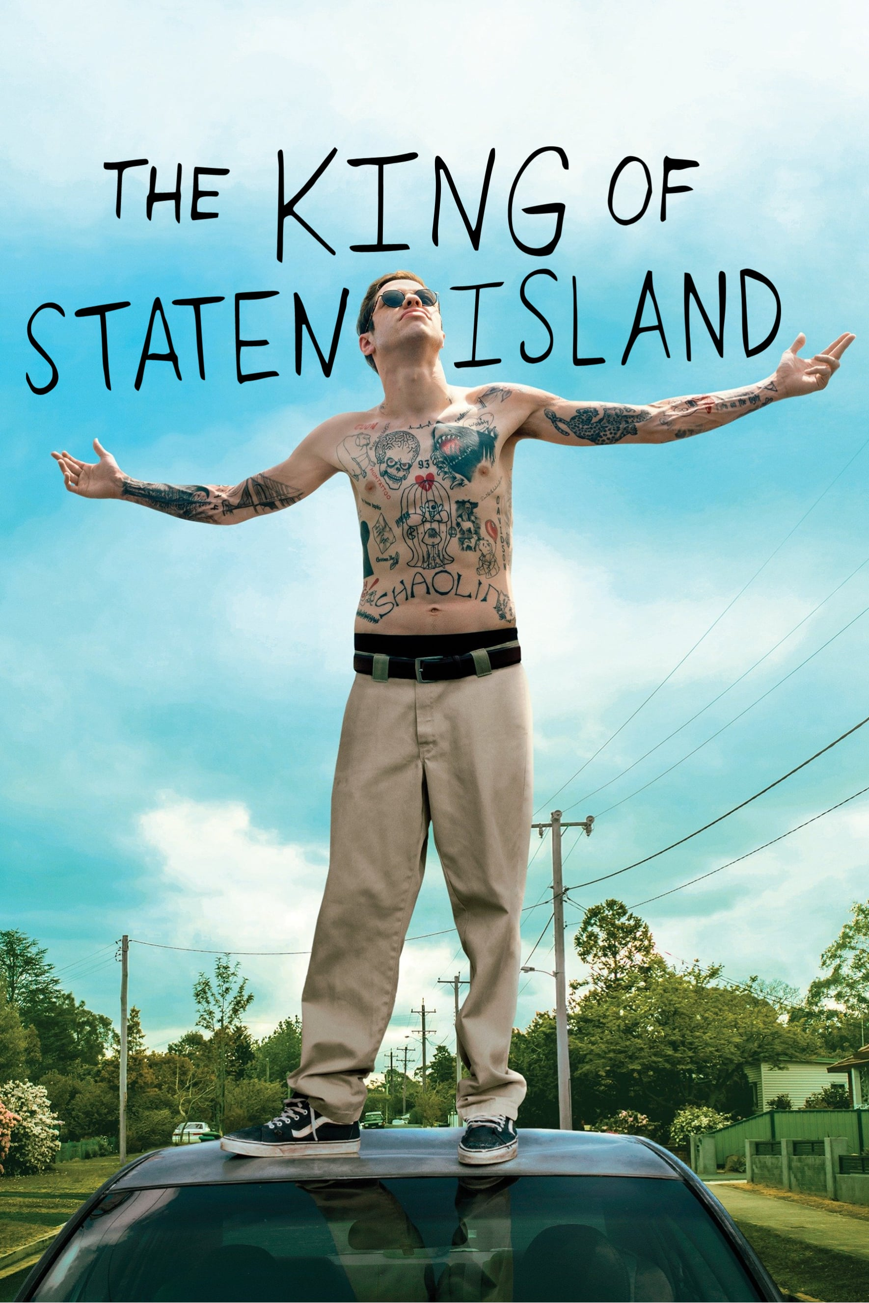 "Plakat von ""The King of Staten Island"""