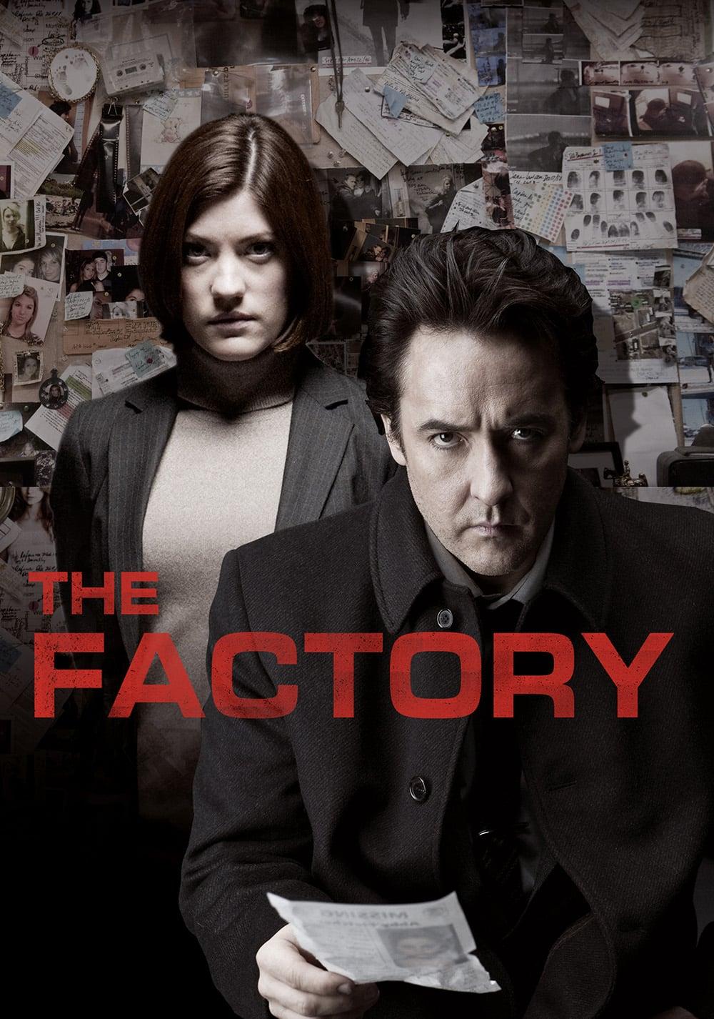 """Plakat von """"The Factory"""""""