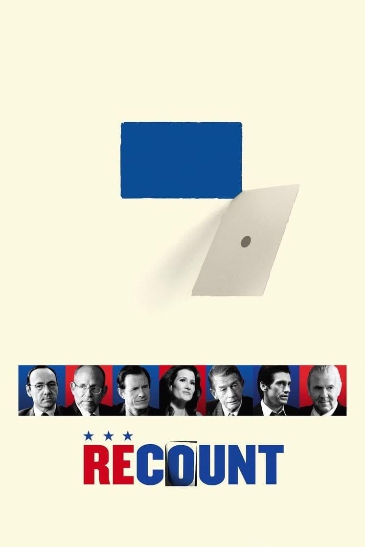 """Plakat von """"Recount"""""""