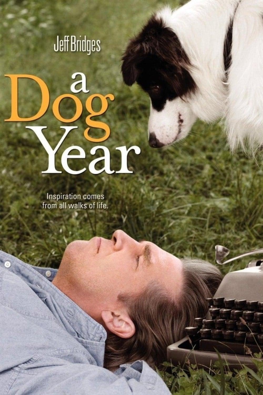 """Plakat von """"A Dog Year"""""""