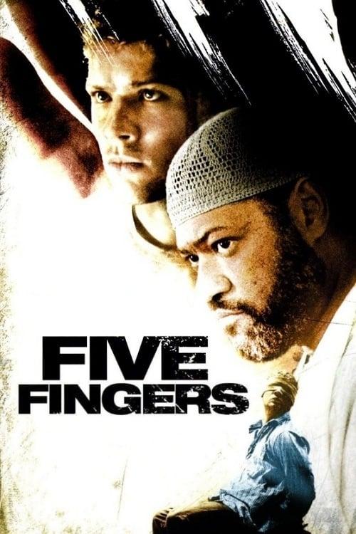 "Plakat von ""Five Fingers"""