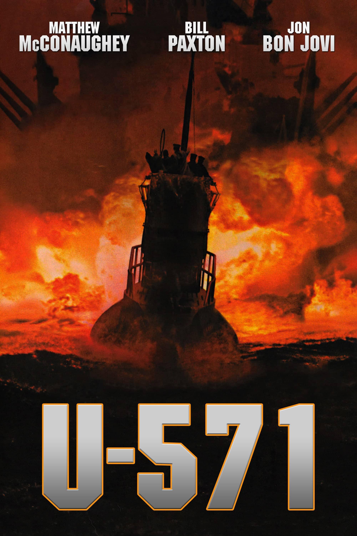"""Plakat von """"U-571"""""""