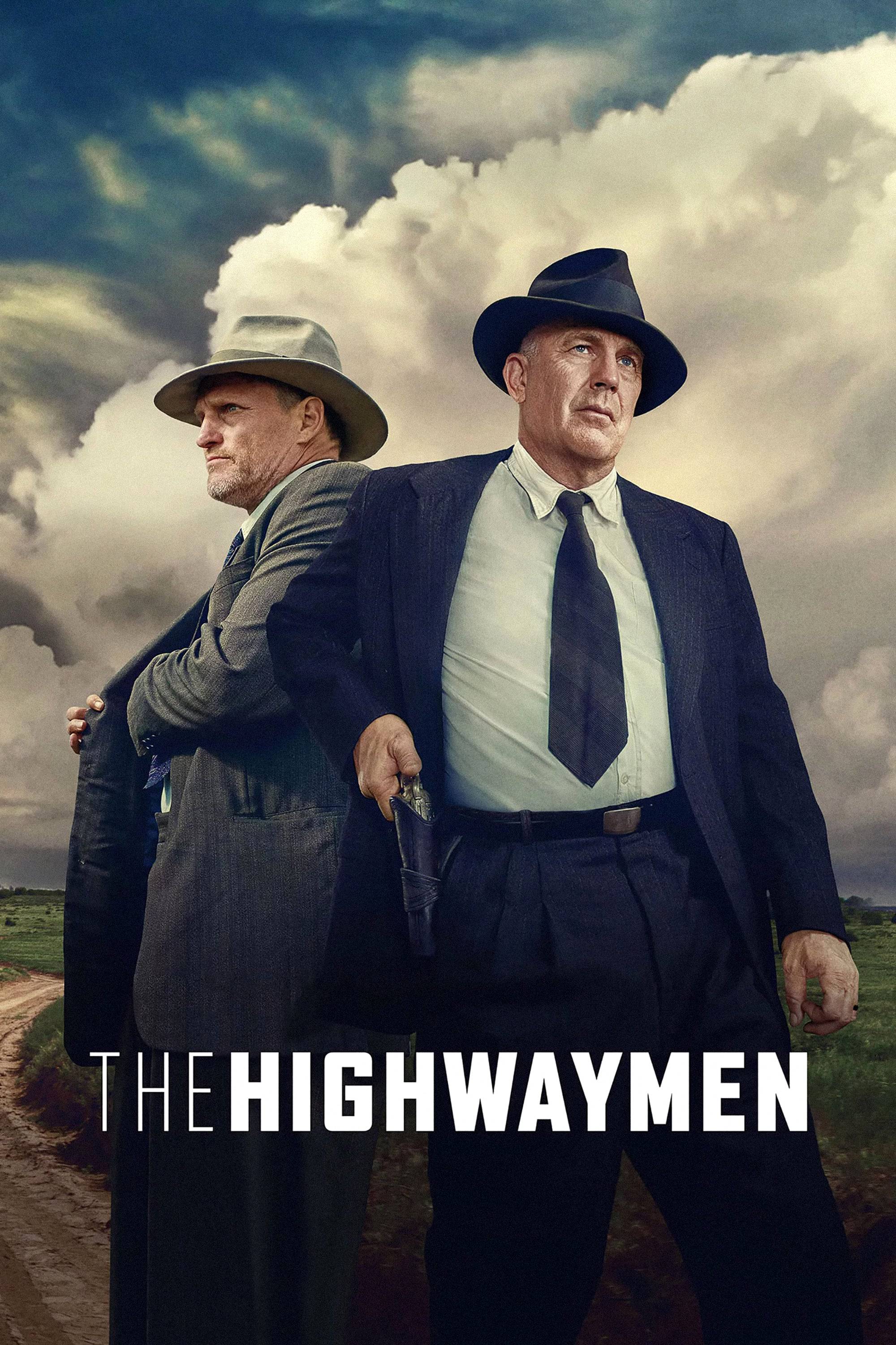 "Plakat von ""The Highwaymen"""