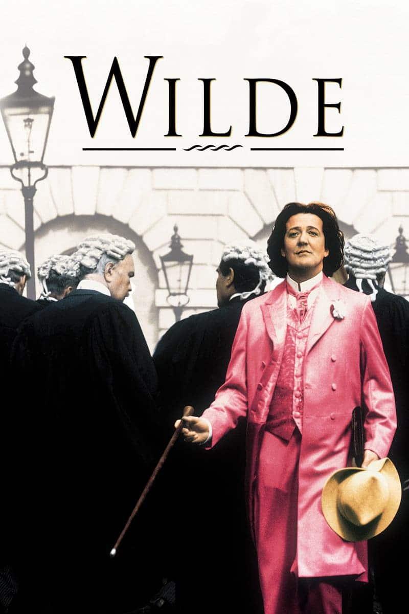 """Plakat von """"Oscar Wilde"""""""