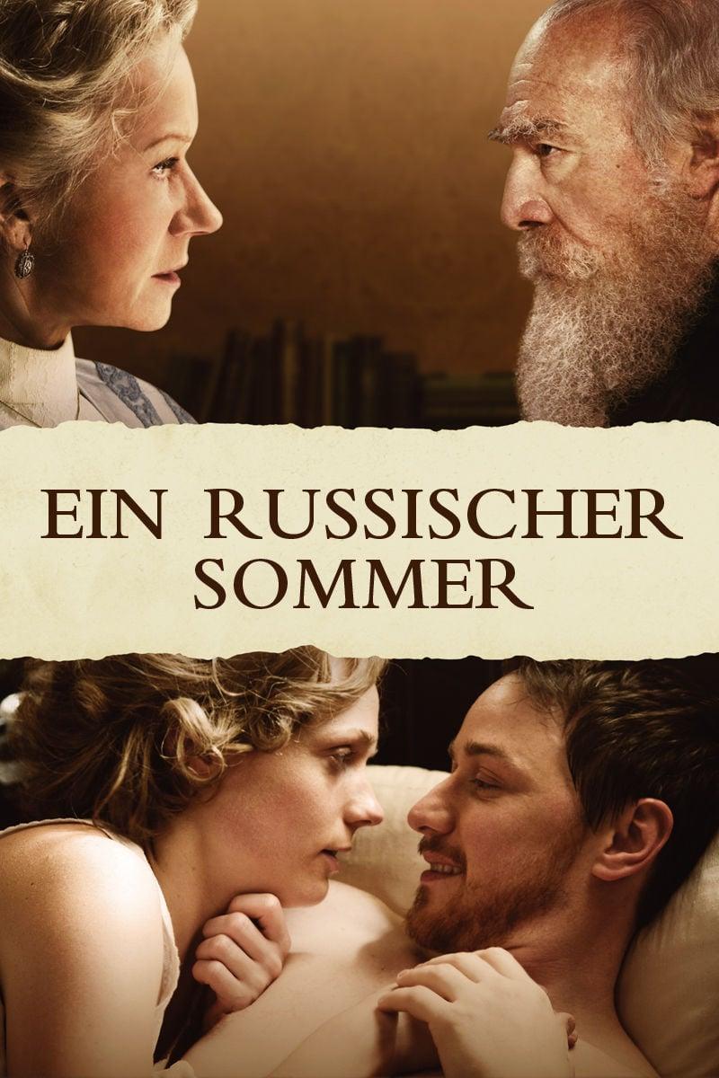 """Plakat von """"Ein russischer Sommer"""""""
