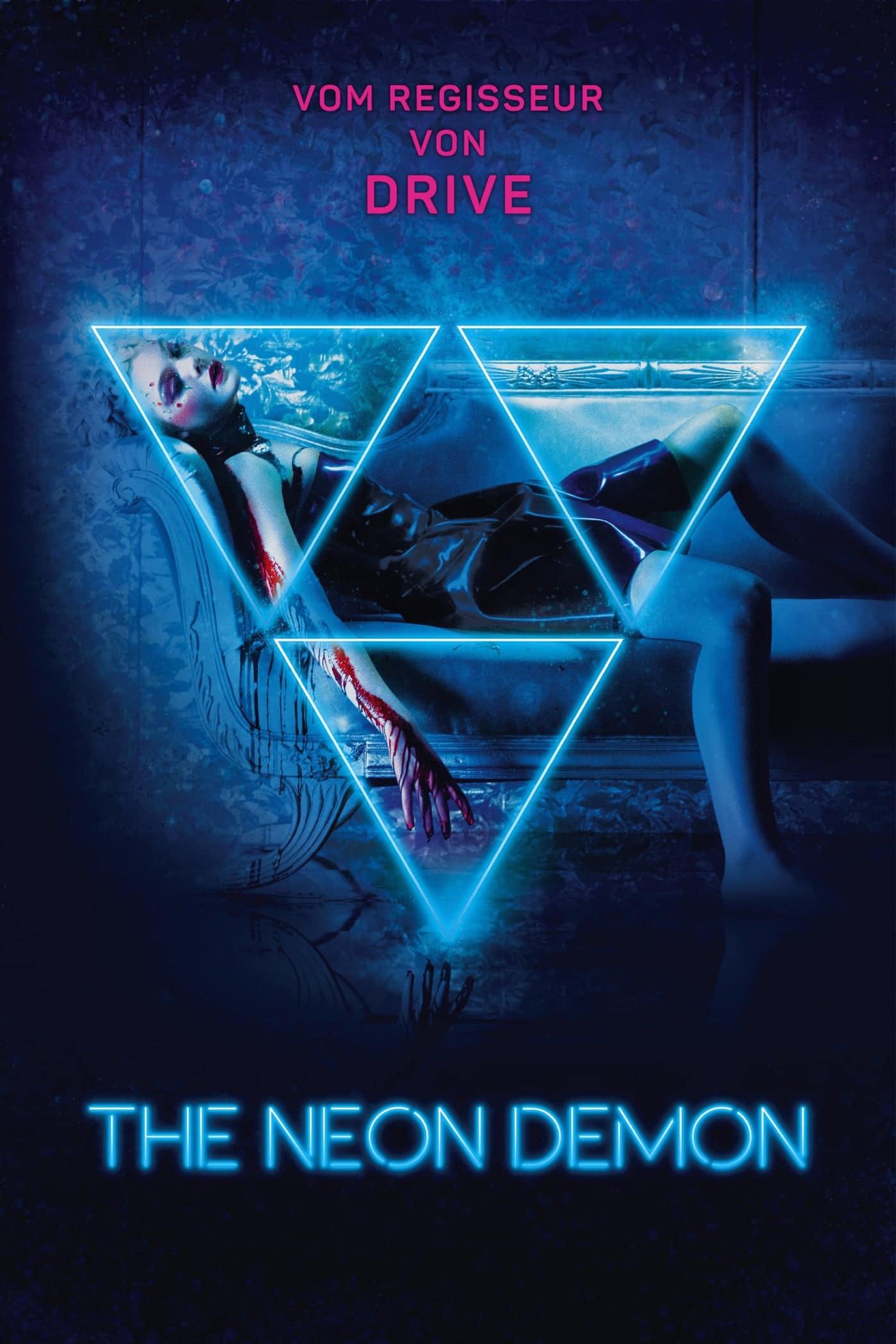 """Plakat von """"The Neon Demon"""""""