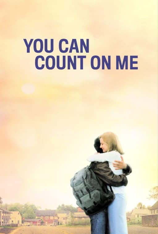 """Plakat von """"You Can Count on Me"""""""
