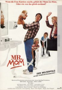 "Plakat von ""Mr. Mom"""