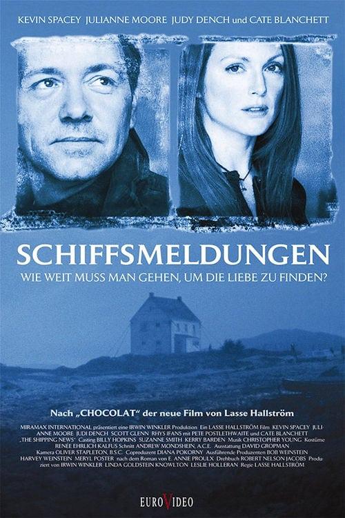 """Plakat von """"Schiffsmeldungen"""""""
