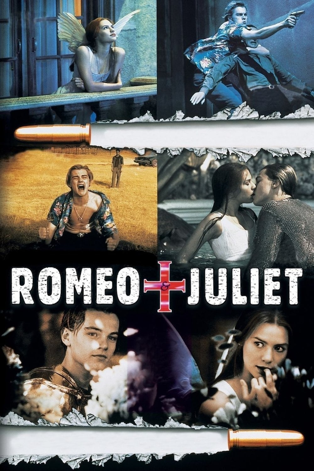 "Plakat von ""William Shakespeares Romeo + Julia"""