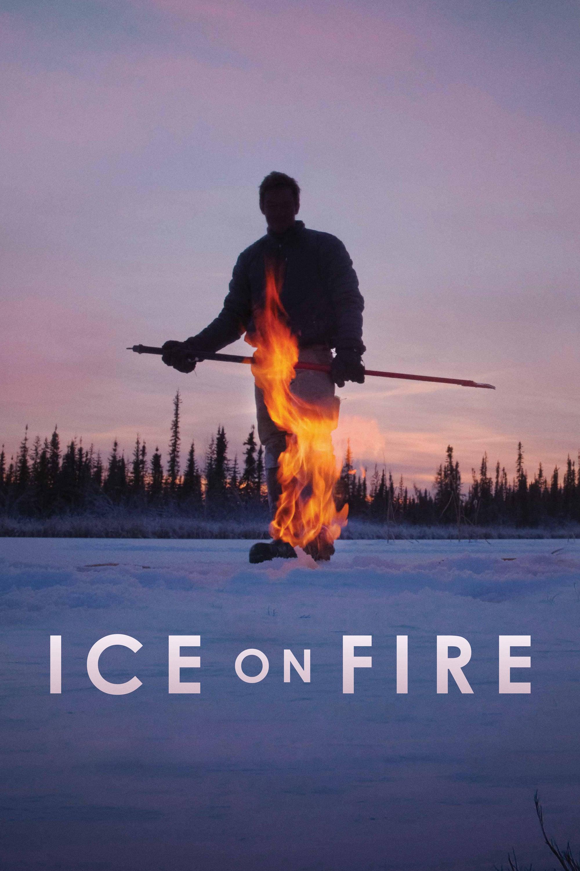 """Plakat von """"Ice on Fire"""""""