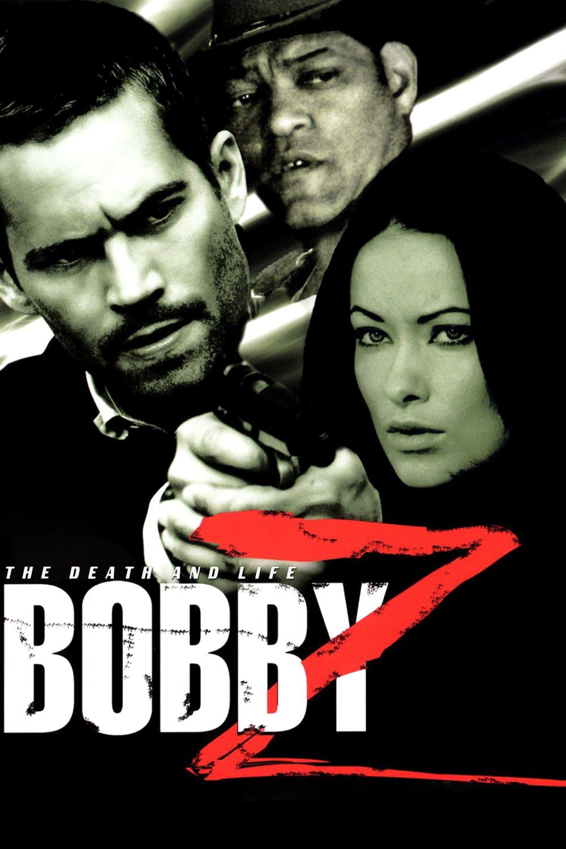 """Plakat von """"Kill Bobby Z - Ein Deal um Leben und Tod"""""""