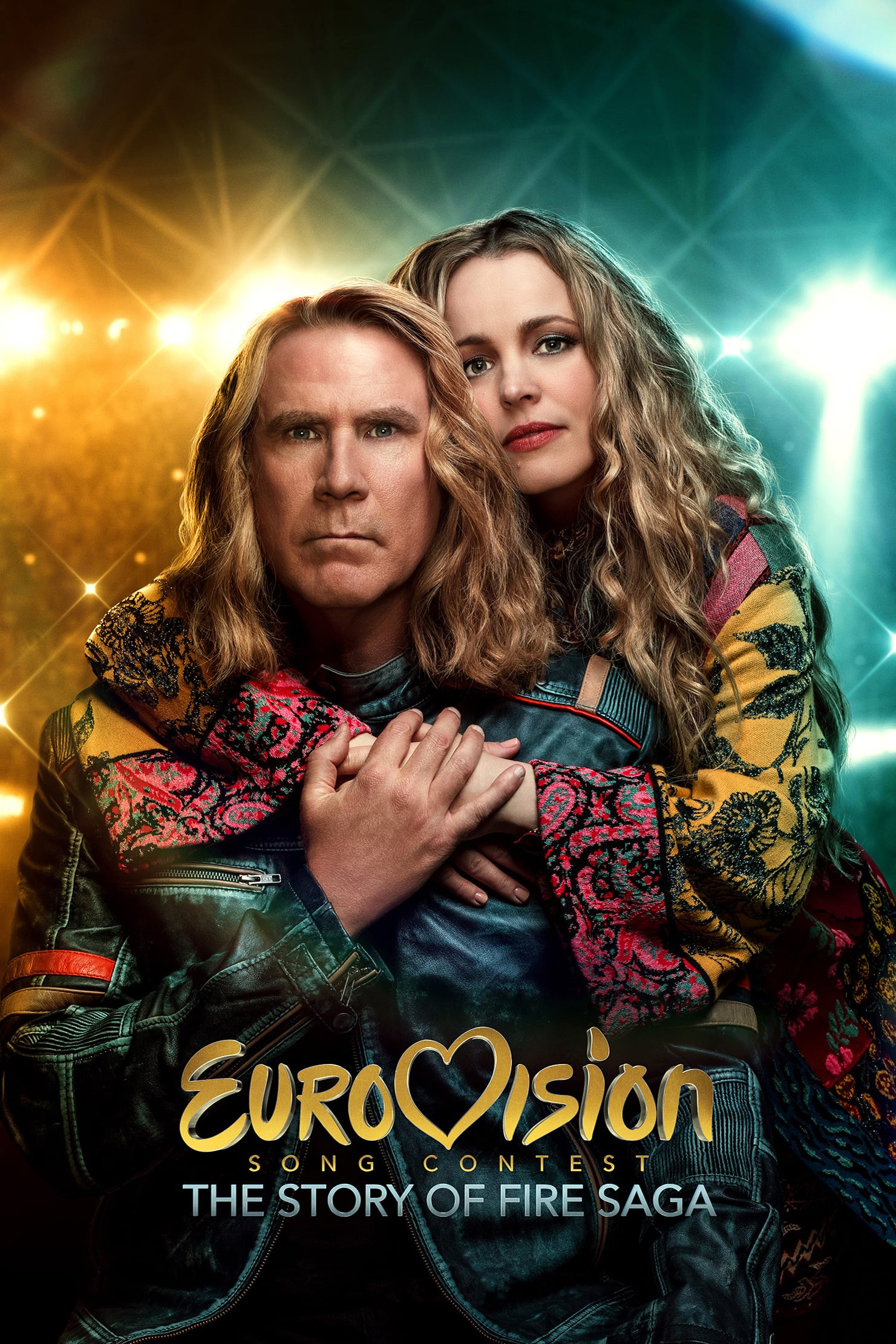 "Plakat von ""Eurovision Song Contest: The Story of Fire Saga"""
