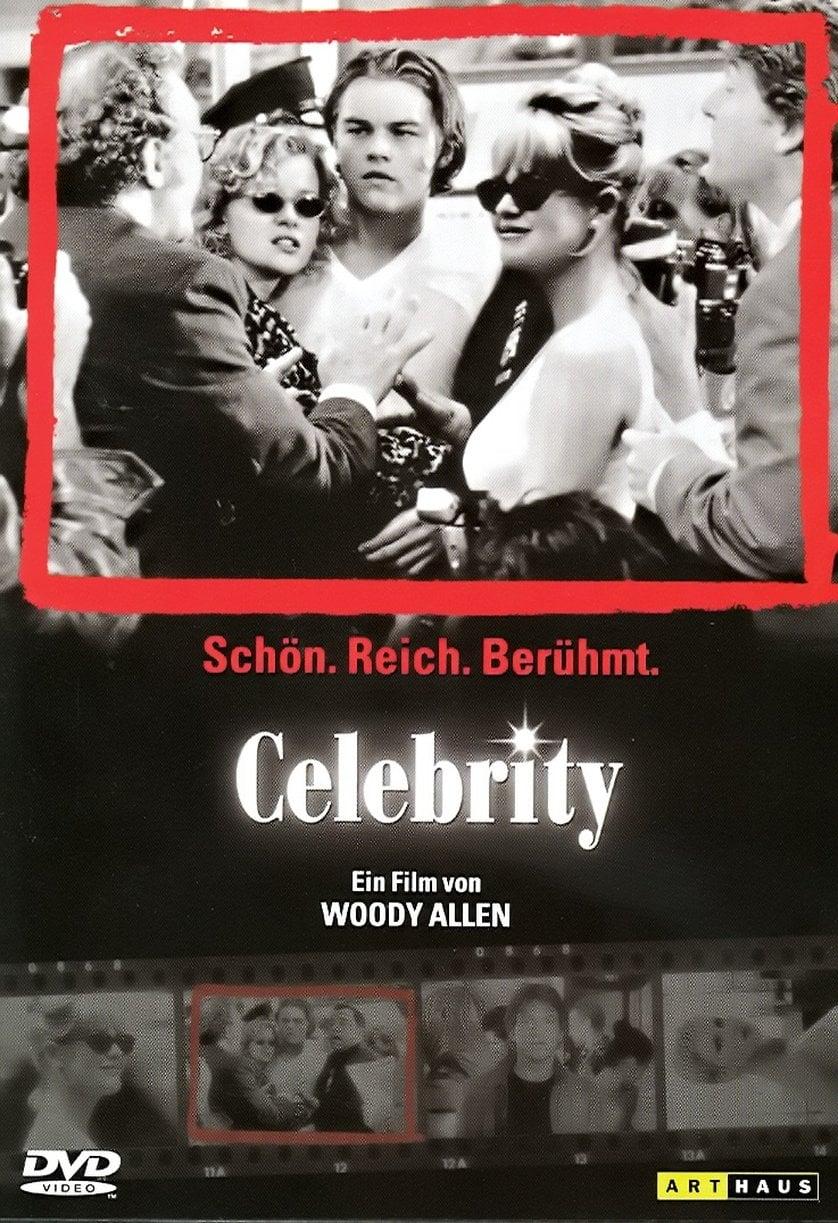 """Plakat von """"Celebrity - Schön, reich, berühmt"""""""