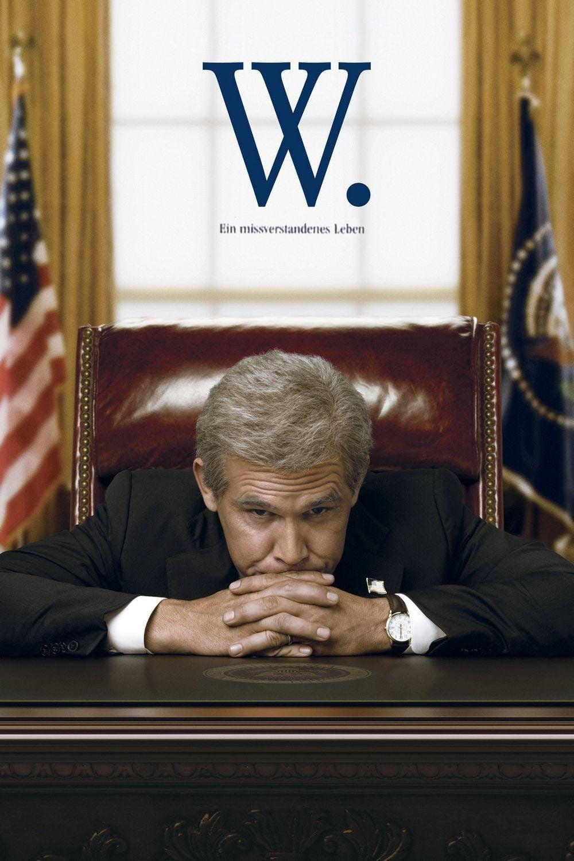 """Plakat von """"W. - Ein missverstandenes Leben"""""""