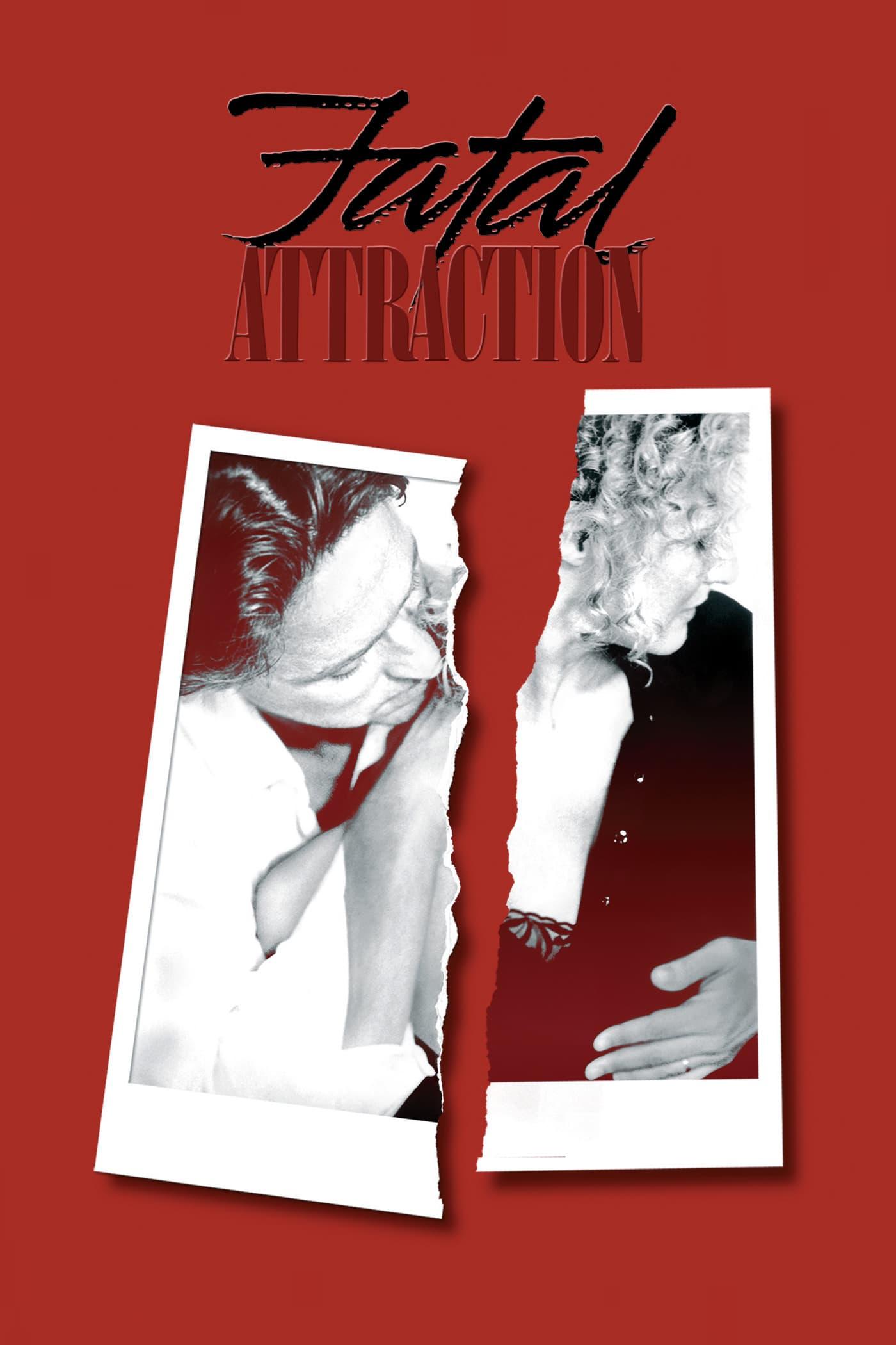 """Plakat von """"Eine verhängnisvolle Affäre"""""""
