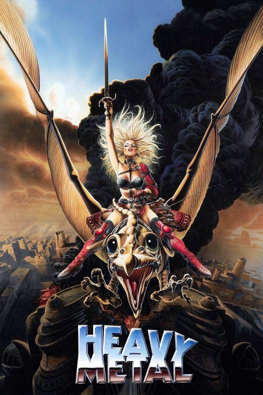 """Plakat von """"Heavy Metal"""""""