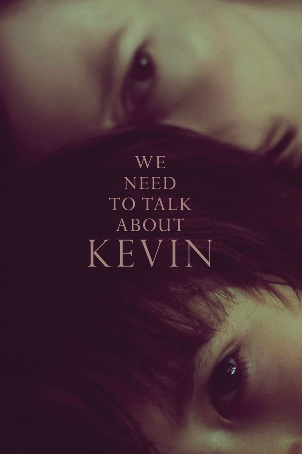 "Plakat von ""We Need to Talk About Kevin"""