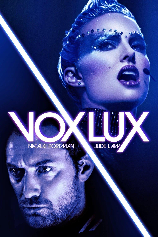 """Plakat von """"Vox Lux"""""""