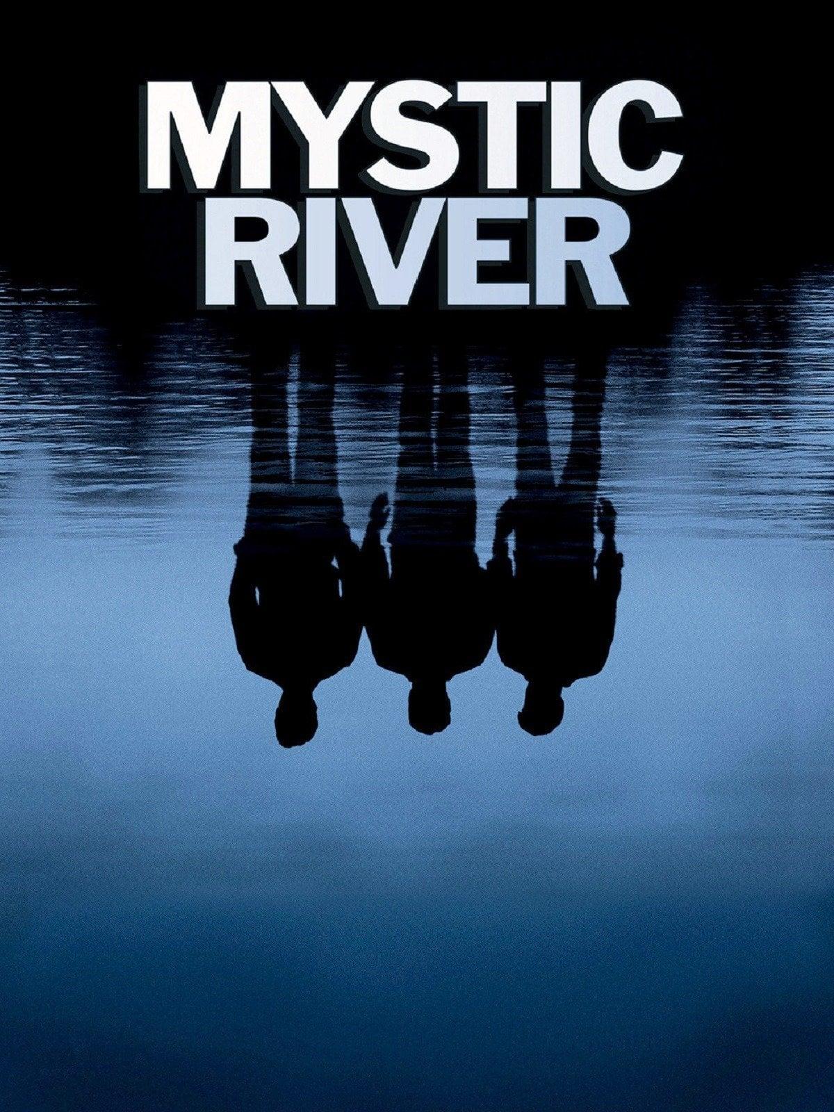 "Plakat von ""Mystic River"""