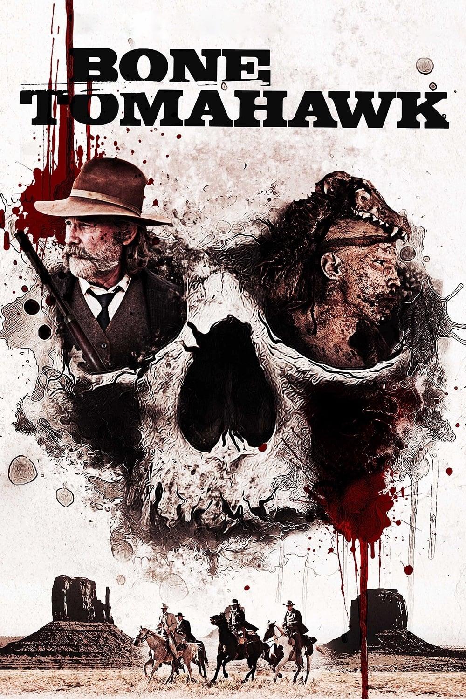 """Plakat von """"Bone Tomahawk"""""""