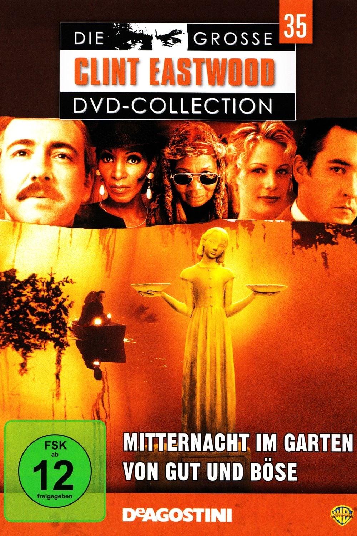 """Plakat von """"Mitternacht im Garten von Gut und Böse"""""""
