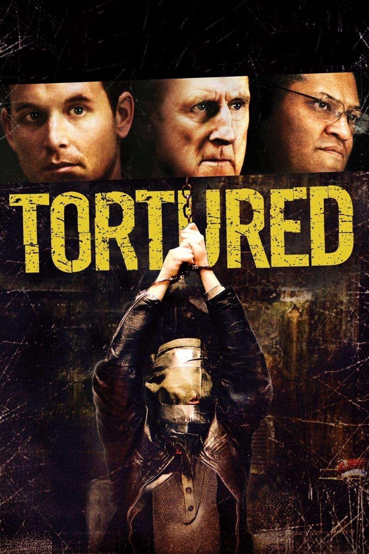 """Plakat von """"Tortured"""""""