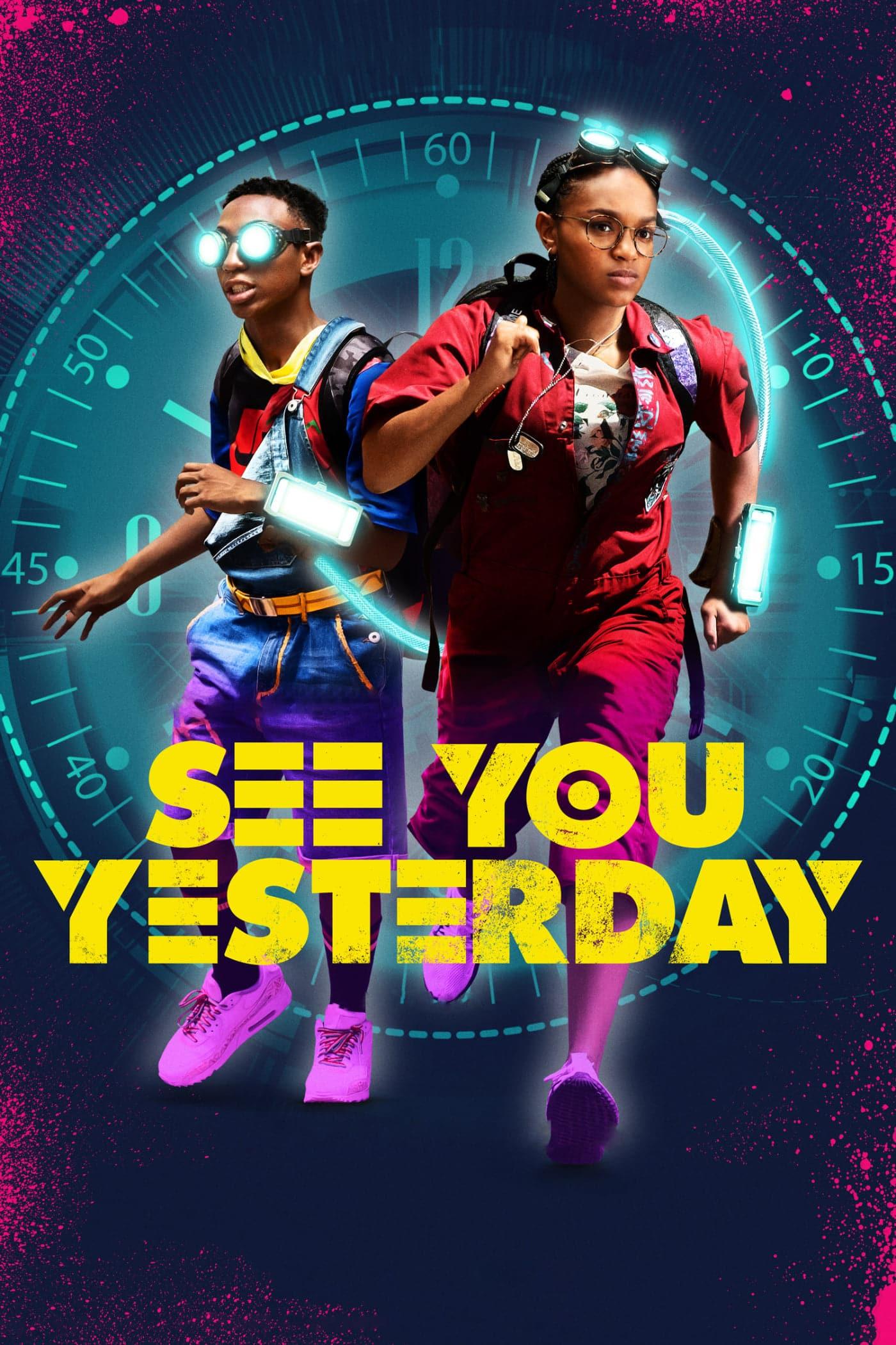 """Plakat von """"See You Yesterday"""""""