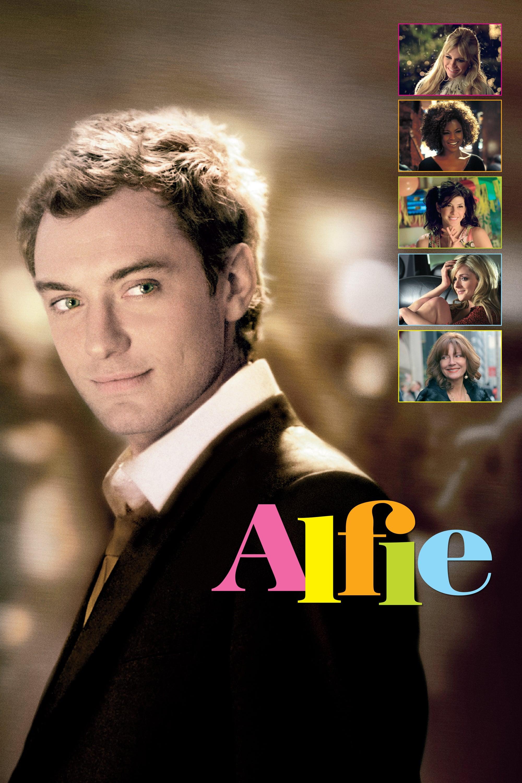 """Plakat von """"Alfie"""""""