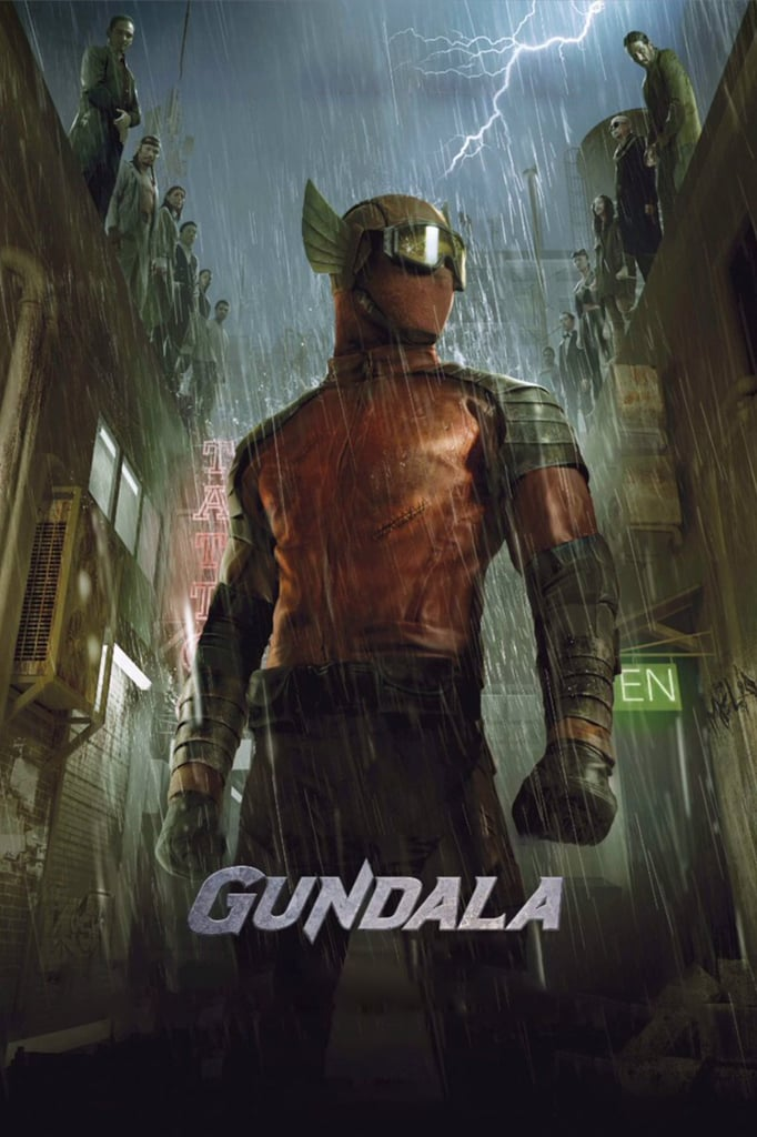 "Plakat von ""Gundala"""