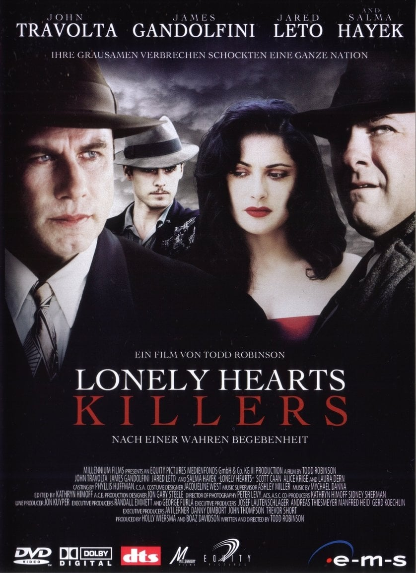 "Plakat von ""Lonely Hearts Killers"""