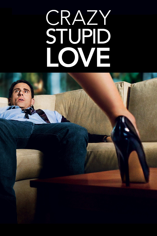 """Plakat von """"Crazy, Stupid, Love."""""""