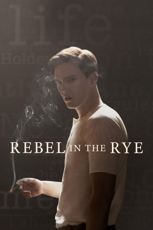 """Plakat von """"Rebel in the Rye"""""""