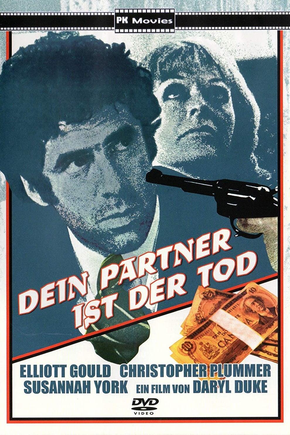 """Plakat von """"Dein Partner ist der Tod"""""""