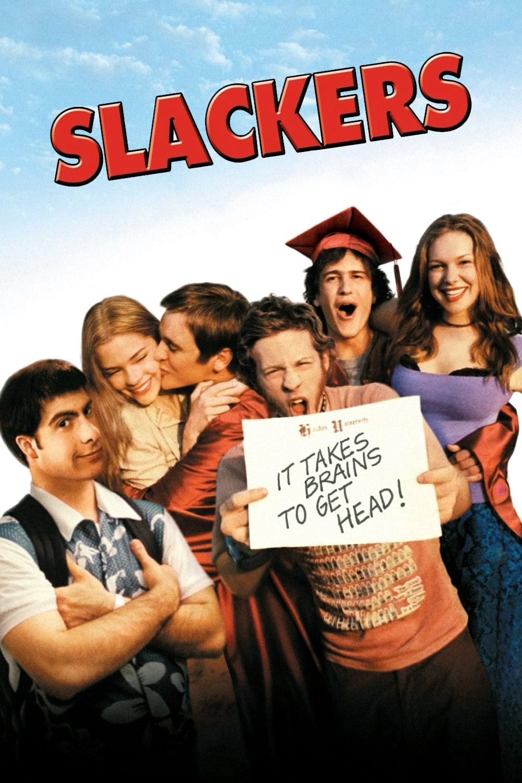 """Plakat von """"Slackers"""""""