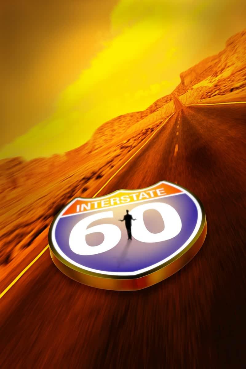 """Plakat von """"Interstate 60"""""""