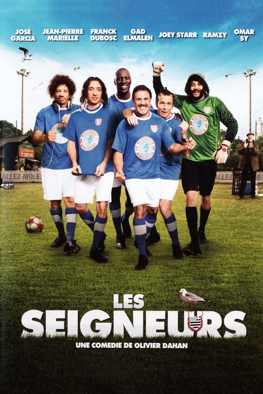"""Plakat von """"Die Vollpfosten - Never Change a Losing Team"""""""