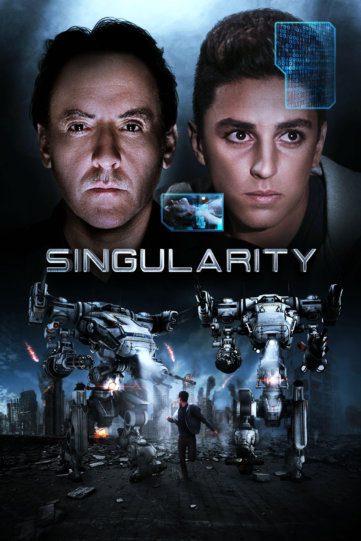 """Plakat von """"Singularity"""""""