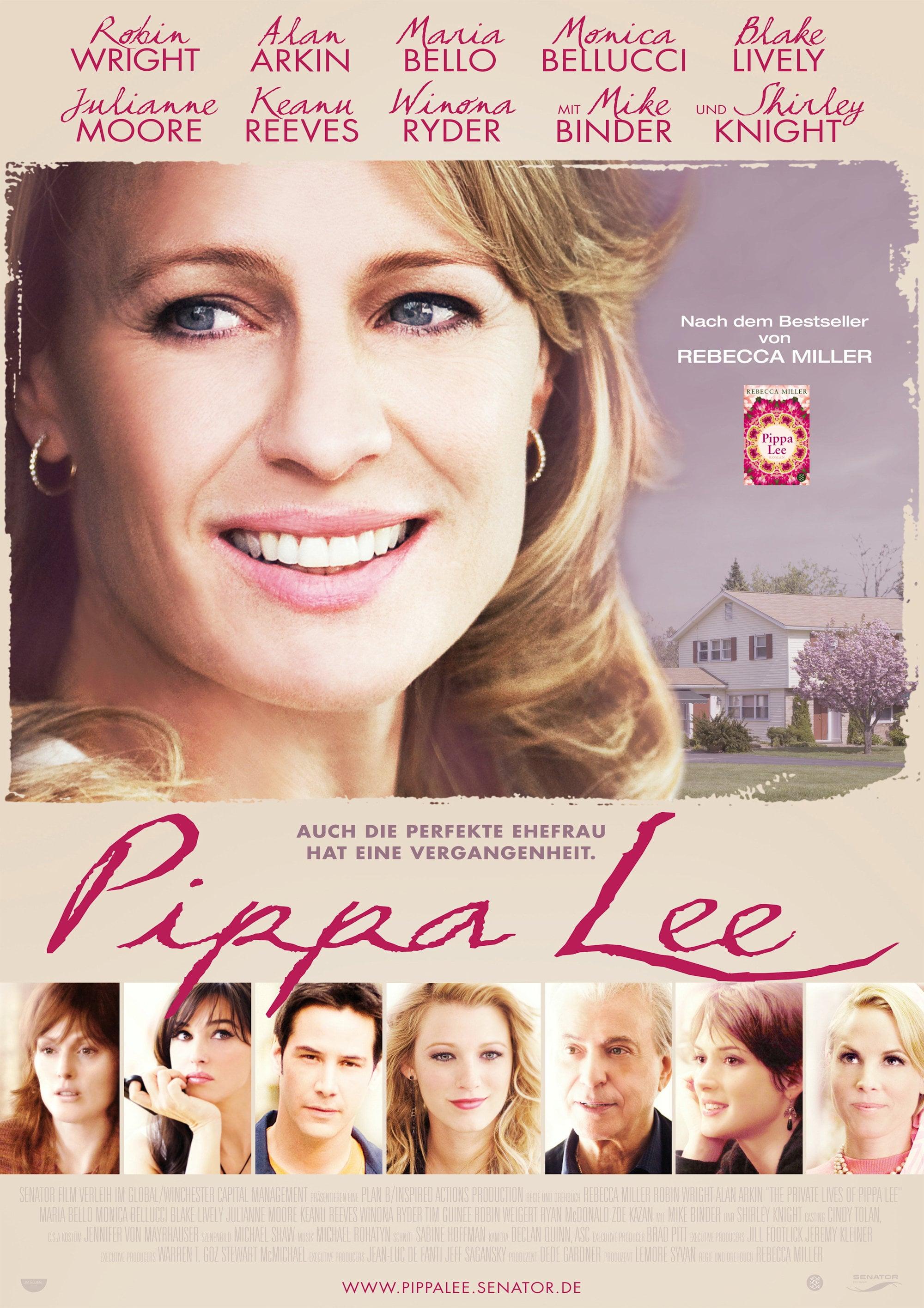 """Plakat von """"Pippa Lee"""""""