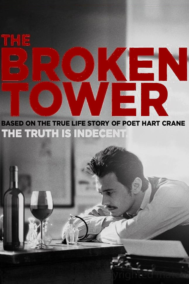 "Plakat von ""The Broken Tower"""
