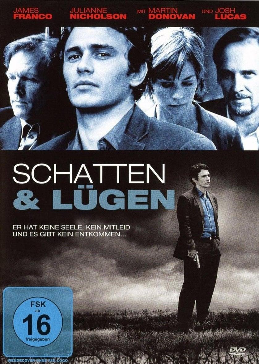 """Plakat von """"Schatten & Lügen"""""""
