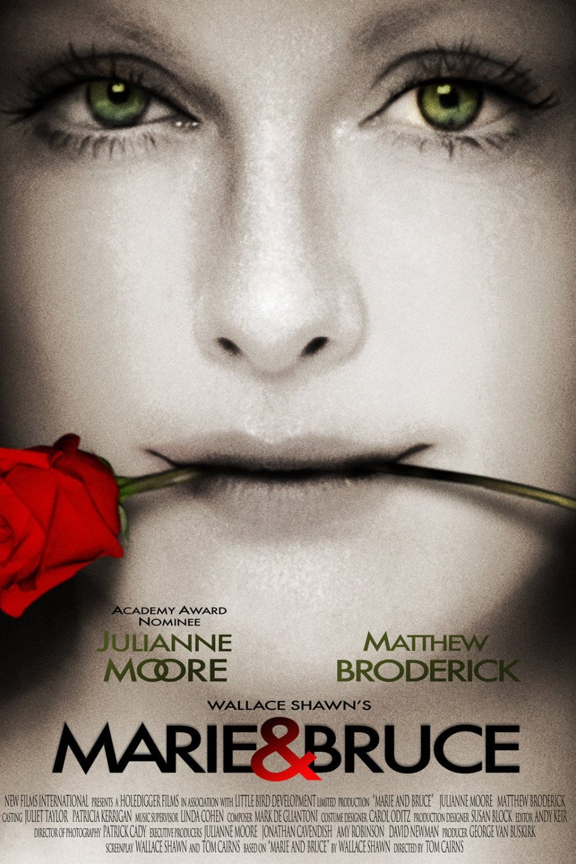 "Plakat von ""Marie and Bruce"""
