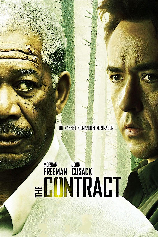 "Plakat von ""The Contract"""