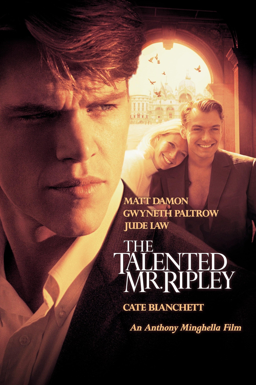 """Plakat von """"Der talentierte Mr. Ripley"""""""